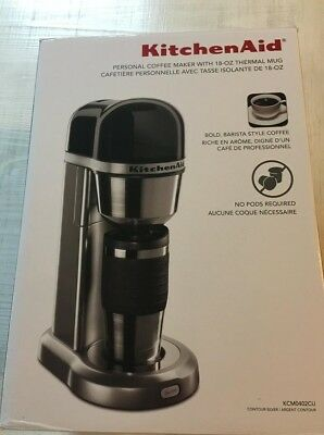 Kitchenaid Personal Coffee Maker Machine R Kcm0402cu One Touch