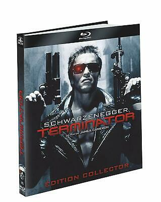 Terminator Blu-ray Digibook Collector + Livret NEUF sous blister
