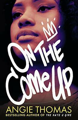 On the Come Up by Angie Thomas New Paperback Book