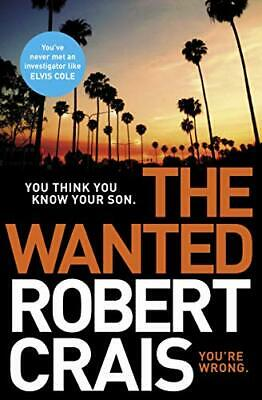 The Wanted by Robert Crais New Paperback Book