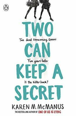 Two Can Keep a Secret by Karen McManus New Paperback Book