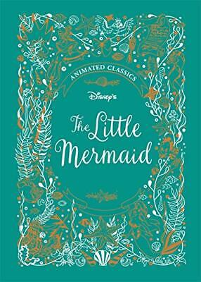 The Little Mermaid (Disney Animated Classics) by Lily Murray New Hardcover Book