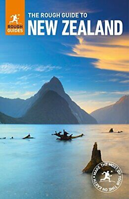The Rough Guide to New Zealand: (Travel Guide by Rough Guides New Paperback Book