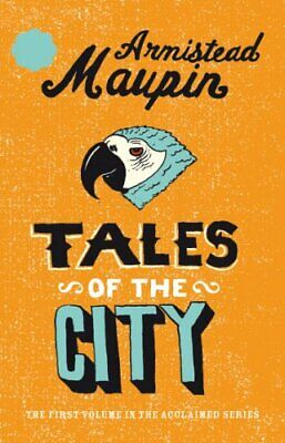 Tales Of The City: Tales of the City 1 by Armistead Maupin New Paperback Book