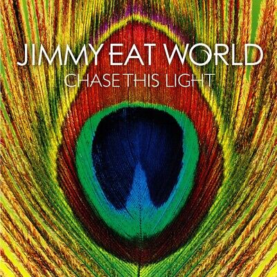 Jimmy Eat World - Chase This Light (2007) CD NEW