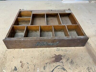 Antique National Cash Register 442 Drawer 400 Model Will Fit Other 400 Class Ncr