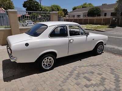 1972 Ford Escort  Ford Escort mk1  2 door straight and clean