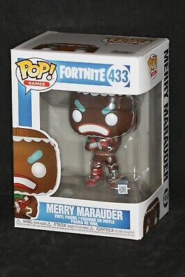 Funko Pop Vinyl - Games - Fortnite - Merry Marauder - 433