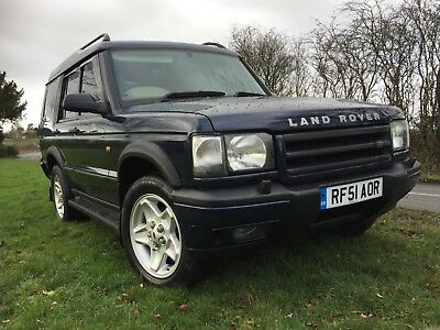 Land Rover Discovery TD5 ES Auto 7 SEATER