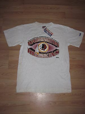 9e99571a1 Vintage 1994 New With Tags Washington Redskins Trench Ultra T-Shirt Free  Ship!