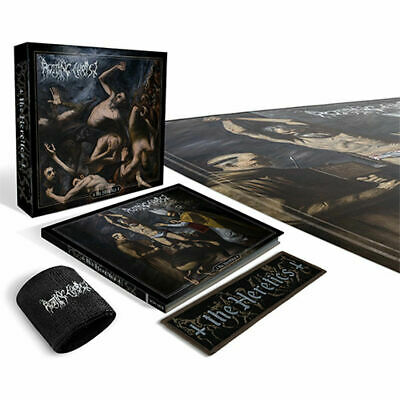 ROTTING CHRIST - The Heretics ltd. BOXSET NEU!
