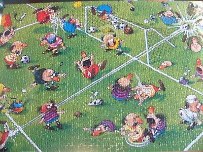Loup Heye Puzzle 1000 Teile Fussball World Cup Nr 29146