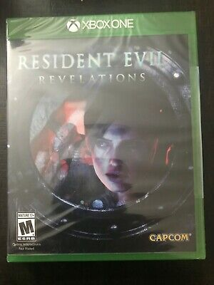 Resident Evil Revelations for Xbox One