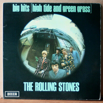 The Rolling Stones ‎– Big Hits [High Tide And Green Grass] - Stereo 1969 Copy
