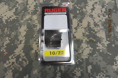 Ruger Factory 10/22 And American  10 Round 22Lr Black Magazine