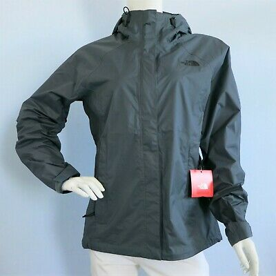 c0ad3a429de5 THE NORTH FACE Venture Women s Rain Jacket TURBULENCE GREY MSRP  99 ...