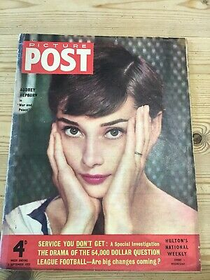 Picture Post Magazine Sept 3 1955 Edition
