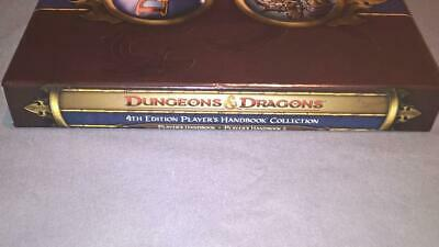 Dungeons & Dragons - 4th Edition Player's Handbook Collection
