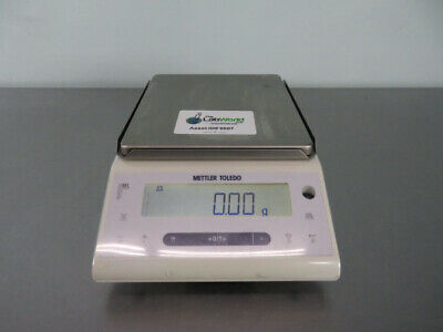 Mettler Toledo ML3002E New Classic ML Balance with Warranty SEE VIDEO