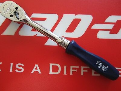 Snap-on Tools Blue Hard Handle Ratchet Limited Edition Dale Earnhardt #F836
