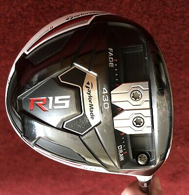 Taylormade R15 430 TP Driver