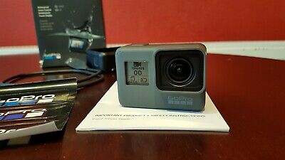 GoPro Hero5 Black Action Camera 4k Waterproof HD... PERFECT CONDITION
