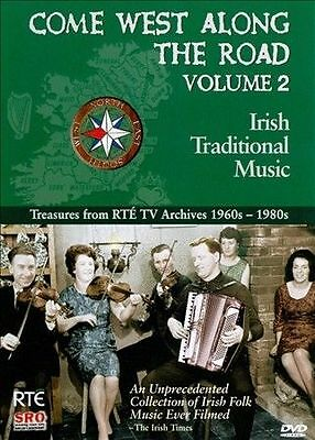 Come West Along the Road: Irish Traditional Music, Vol. 2 (DVD, 2007)