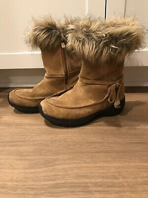 SOREL WOMENS NORTHERN LITE TALL Brown Suede Waterproof Insulated ... 67f0cbb26