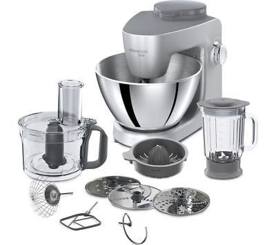 KENWOOD Multione KHH321SI Stand Mixer - Silver / New