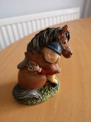 Thelwell John Beswick Pony ornament  ' I Forgive You' 1984