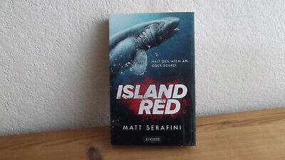 Matt Serafini - Island Red - Luzifer Verlag