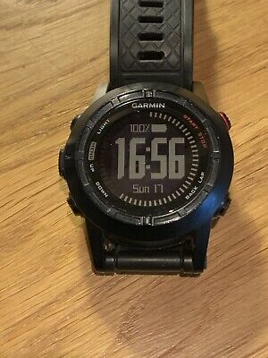 Garmin Fenix 2 GPS Multi-sport Training Watch Black with Heart Rate Monitor