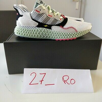 78332a775 ADIDAS ZX 4000 FUTURECRAFT 4D GREY ONE B42203 us 8.5 limited ...