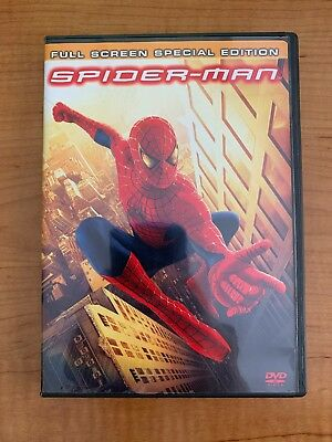 Spider-Man 1 & 2 (Full Screen Special Editions) Used