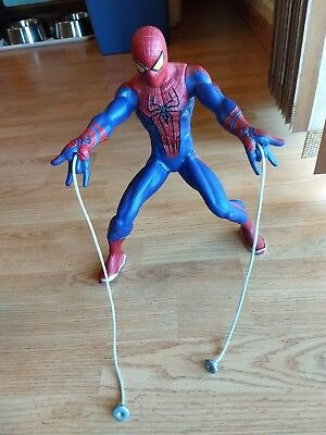 Spiderman Electronic Figure Lot Of 1 Vintage - Modern Age Collectible.