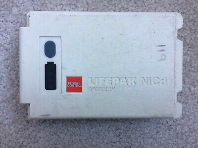 Physio Control Lifepak NiCd Battery - Parts Only
