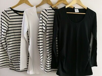 4 x Mama-licious Maternity Tops Size S/M