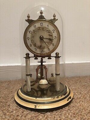 Antique Anniversary Koma Clock