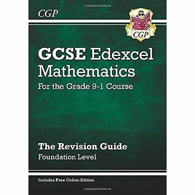 New GCSE Maths Edexcel Revision Guide: Foundation - for the Grade 9-1 Course (w…