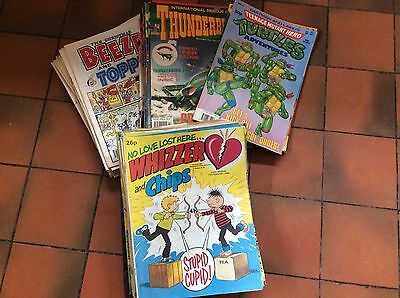 Collection Of Comics