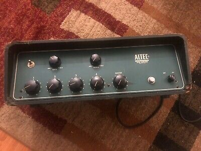 Vintage Altec 342B Tube Power Amplifier Guitar PA Project As is