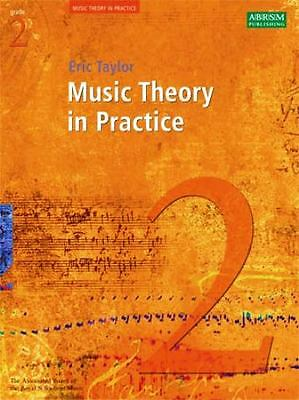 Music Theory in Practice  Grade 2  by  Eric Taylor,  ABRSM.  Exam workbook