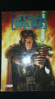 STAR WARS - Die Lords von Sith Teil 3, Comic, RAR