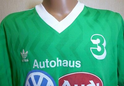 Shirts Adidas Vintage 90's Soccer T Originals Retro Green Football UwqBZI