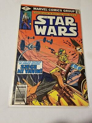 Star Wars #25 1979 Marvel Comics 1st print Volume George Lucas Darth Vader