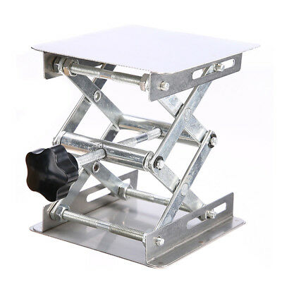 45mm~150mm Stainless Steel Lab Stand Lab-Lift Lifting Platform Laboratory Tool