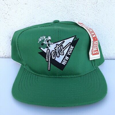 Vintage New York Jets 90s NFL American Needle Snapback Hat Cap New With Tags 0848d8cbf