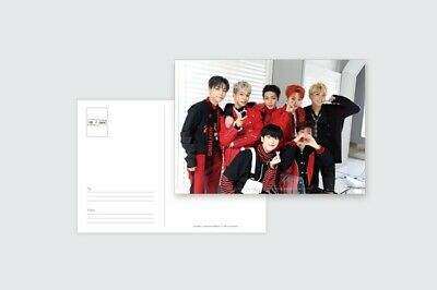 ONF Official Goods - Postcard & Stamp Sticker Set (We Must Love)