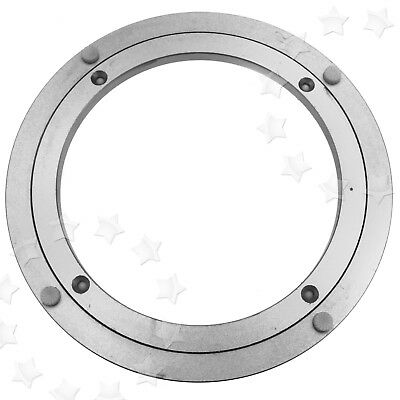 "8"" 200mm Rotating Bearing Turntable Lazy Susan Round Swivel Plate Kitchen"