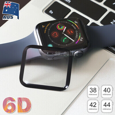 Apple Watch Series 4/3/2/1 Tempered Glass Screen Protector 38mm /42mm 40mm/44mm